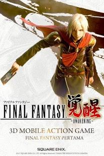 Final Fantasy Awakening Android Apk