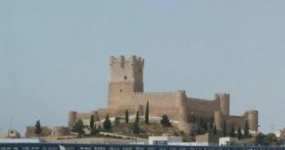 Castillo de Villena.