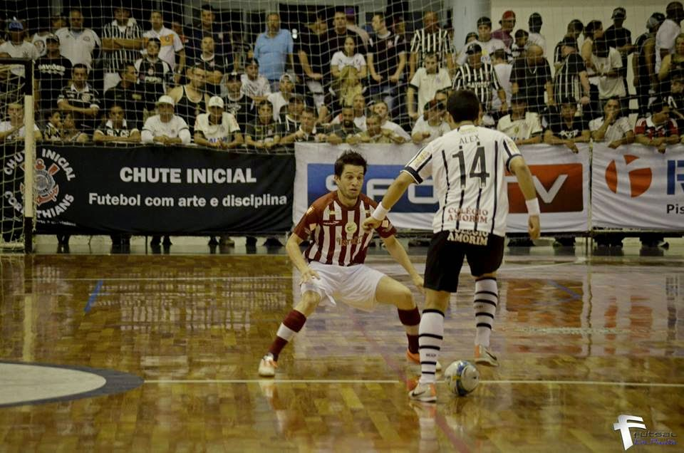 Futsal Alvinegro  Corinthians UNIP vence a A.D.C Intelli Orlândia-SP no 1º  jogo da semifinal da Liga Paulista 6897bd5eb0870