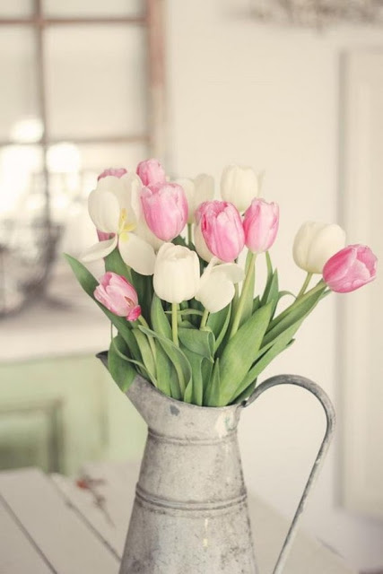 Floral Arrangements With Tulips 8