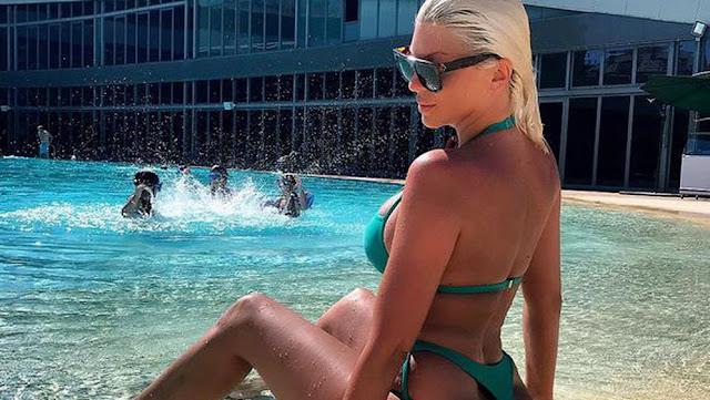 Pogledajte kako je Jelena Karleuša izgledala sa 24 godine instagram gori !!!!! (FOTO)