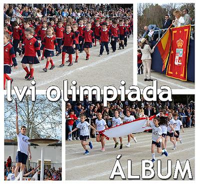 Olimpiada Apóstol Santiago Aranjuez