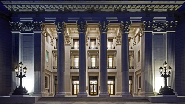 Four Seasons London Ten Trinity Square exterior