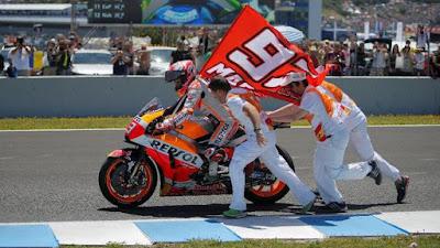 Dengan Merekrut Jorge Lorenzo, Honda Tak Mau Terlalu Bergantung Pada Marc Marquez di MotoGP