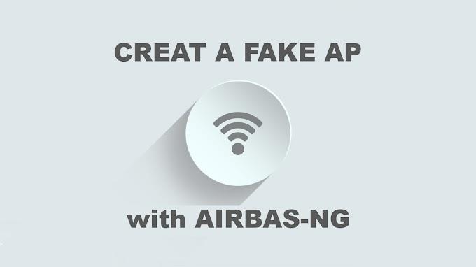 Airbase-ng - Tạo điểm truy cập wifi giả
