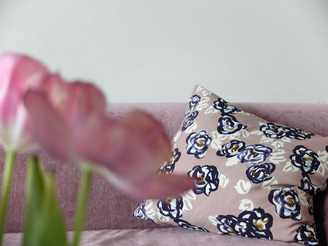 samuji, fabric, pillow cover