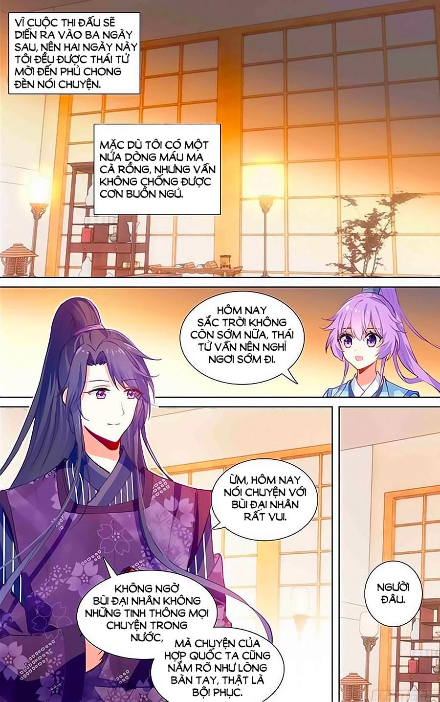Lưu Niên Chuyển - Chap 21.1