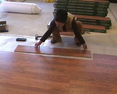 Cách lắp đặt sàn gỗ công nghiệp tại Hà Nội