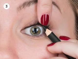 Tutorial Make up Untuk Mata Cembung