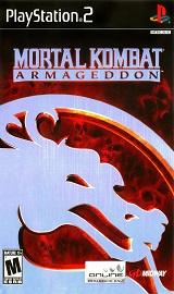 Mortal Kombat Armageddon %2528SLUS 21410%2529 Front - Mortal Kombat Armageddon [PS2]
