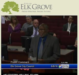 Elk Grove Resident Accuses Elk Grove Police of Mistreating African American Man – 'I'm not gonna let go'
