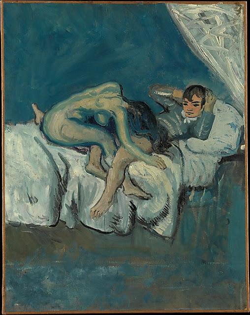 5 pikturat më erotike të të gjitha kohërave