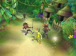 Free Download Disney's Peter Pan in Return to Neverland PSX ISO For PC Full Version - ZGASPC