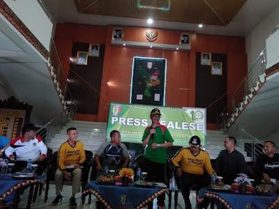 Jelang HUT ke-10, Bupati Pringsewu Berjanji Bakal Pecahkan Rekor Muri