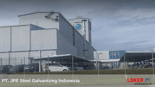 PT JFE Steel Galvanizing Indonesia (JSGI) MM2100