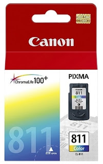 Canon CL-811 Color Ink Cartridge Support