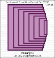 ODBD Custom Rectangles Dies