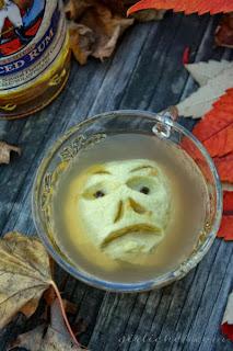 Shrunken Heads in Cider | www.girlichef.com