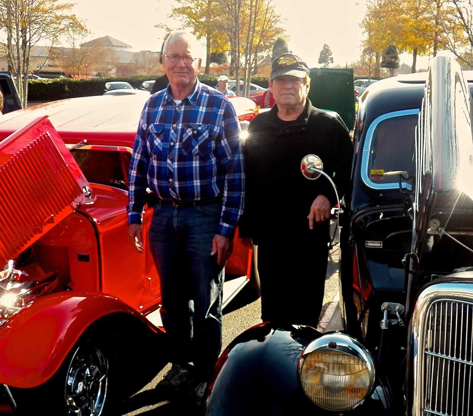 Joe Hatfield And Jim Choate