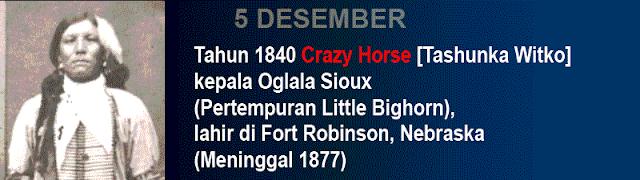 Hari kelahiran kelahiran Crazy Horse
