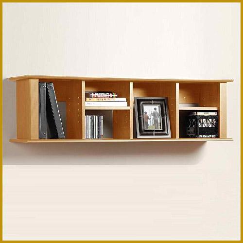 11 More Wall Mounted Bookshelves Interior Design