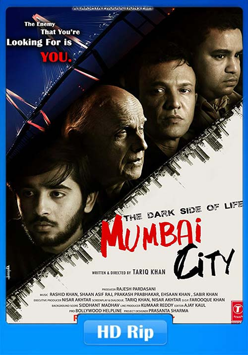 The Dark Side of Life Mumbai City 2018 Hindi 720p HQ HDTV x264 | 480p 300MB | 100MB HEVC