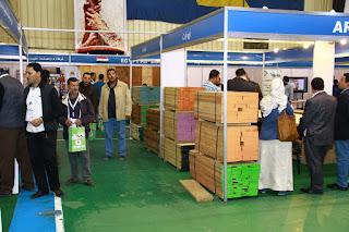 معرض تكنولوجيا صناعة الأخشاب والأثاث القاهرة 2018