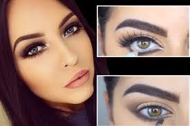 اقوى الطرق لتوسيع العيون بدون مكياج