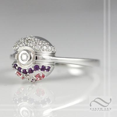 Masterball Ring