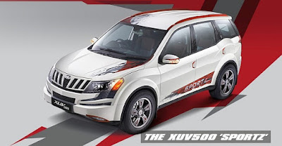 2017 Mahindra XUV500 Sportz Limited Edition picture