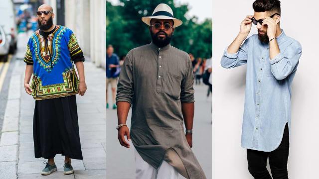 Inspirasi Baju Lebaran Ala Pria Timur Tengah Yang Bisa