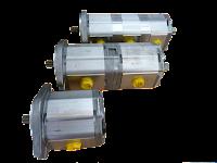 aluminium gear pumps group 1, group 2, group 3, group 4