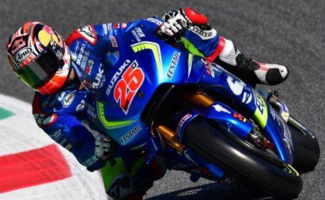 Tim Suzuki Rajai Sirkuit, Silverstone ,Gelaran ,MotoGP, Inggris ,2016, Rossi ,Podium, Ke 3