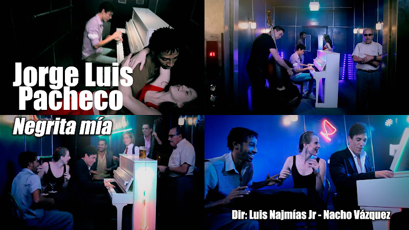 Jorge Luis Pacheco - ¨Negrita mía¨ - Videoclip - Dirección: Luis Najmías Jr - Nacho Vázquez. Portal del Vídeo Clip Cubano