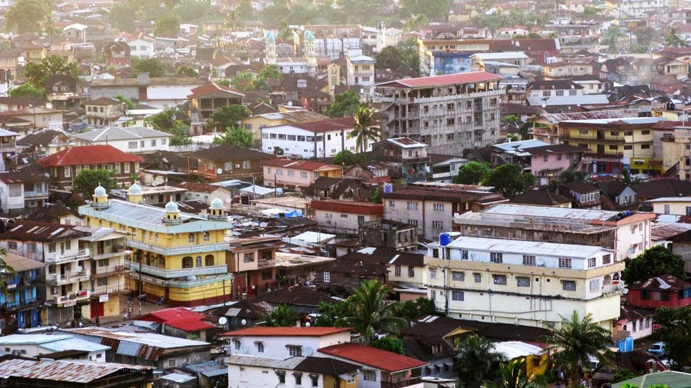 #Freetown | Capital de Serra Leoa