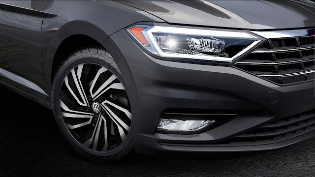 VW Jetta 2019 1.4 TSI