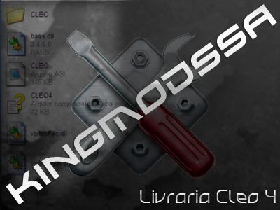 Livraria Cleo 4.1 - GTA SA