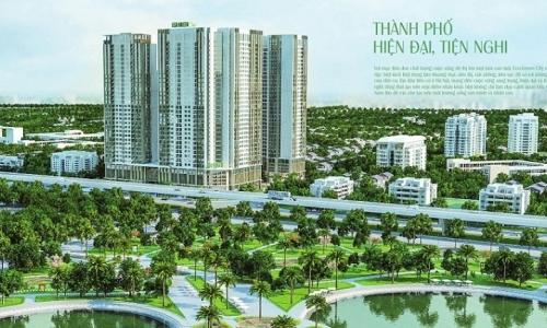 Chung cư Eco Green City Nguyễn Xiển giá gốc từ chủ đầu tư, không chênh