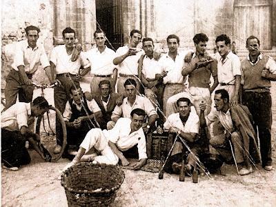 Fiestas de Olite, s. XX