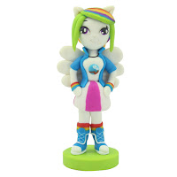MLP Fake Equestria Girls Clay Rainbow Dash