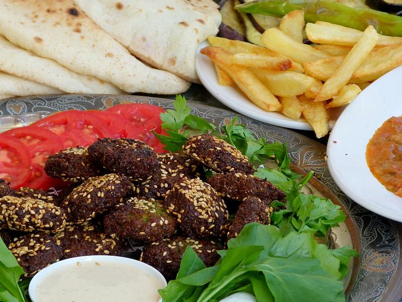 Taameya Rezept aus Ägypten Felafel