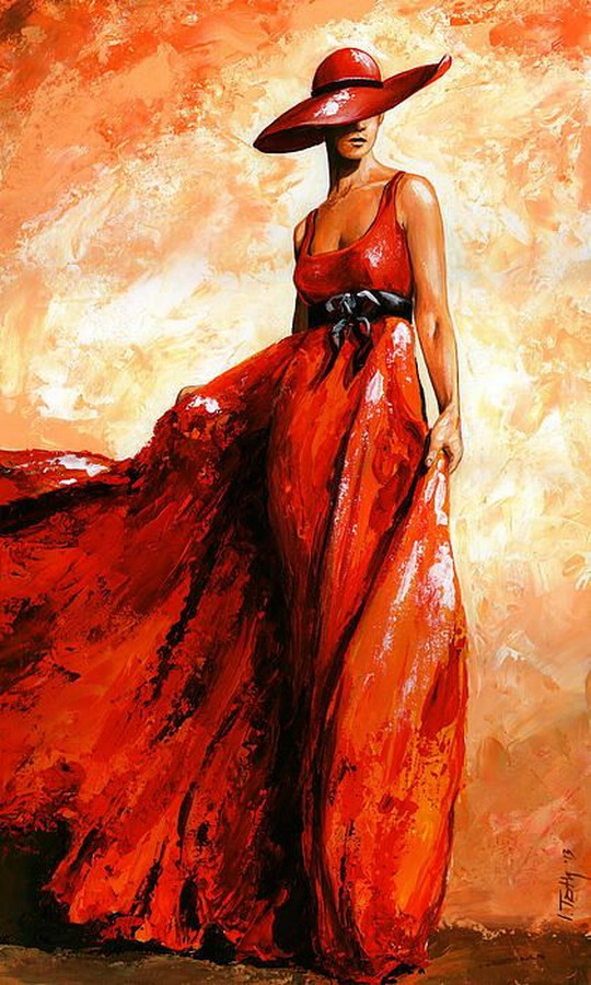 Emerico Oil Painting