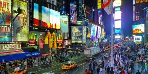 Contaminación visual en ciudades superpobladas
