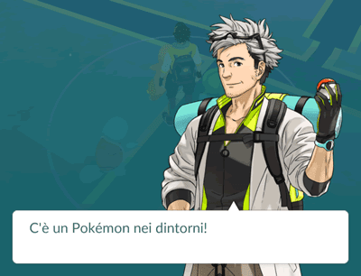 pokemon trovato
