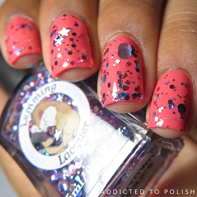 Lemming Lacquer Babytown Frolics