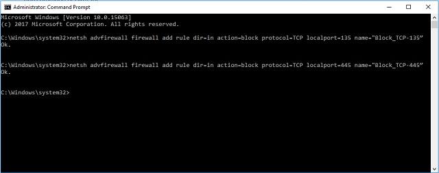 Cara mencegah serangan ransomware wannaCRY 14