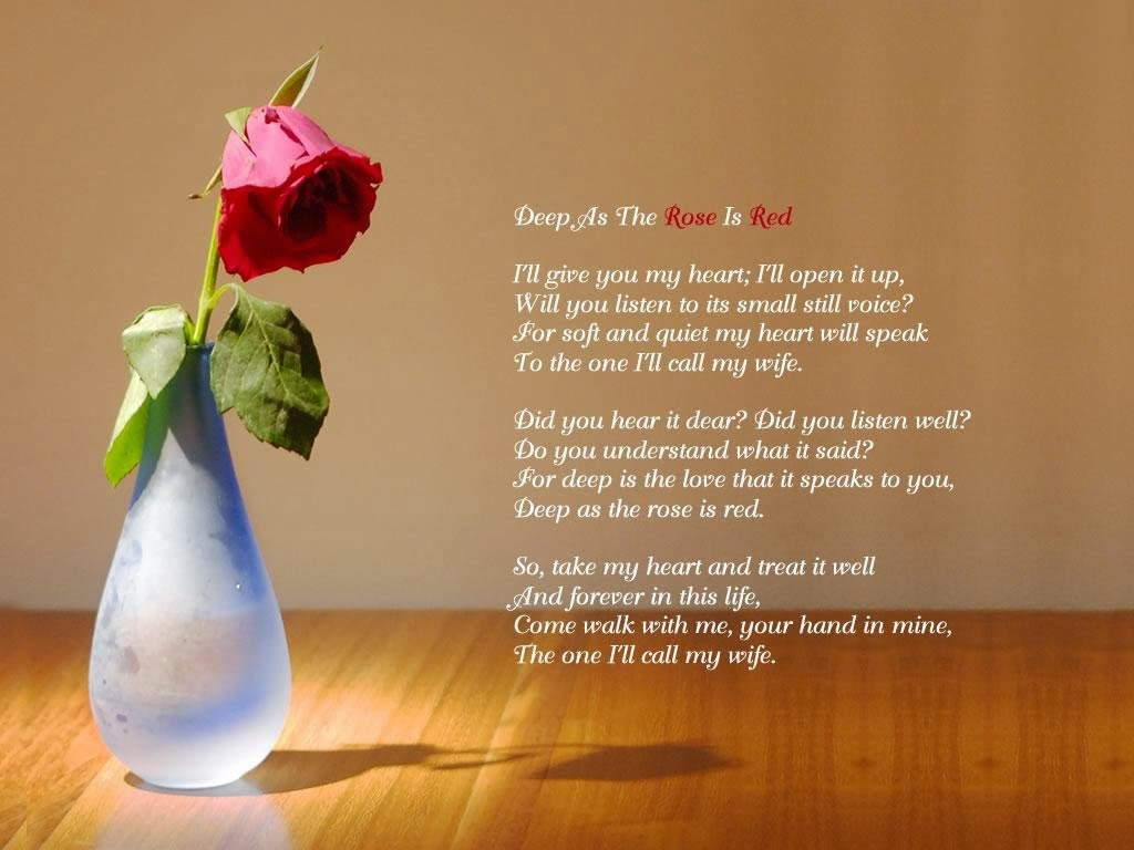 Short Love Quotes lines for him with rose BG email HD images