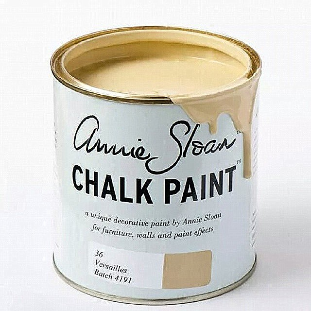 The Amazing Annie Sloan Chalk Paint At Home Depot