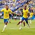 AUDIÊNCIA: 58,9 milhões acompanharam a seleção brasileira na TV na fase de grupos da Copa