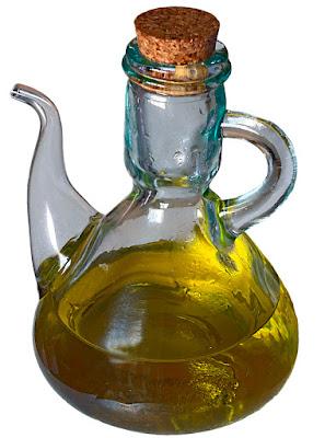 Jarrinha de óleo